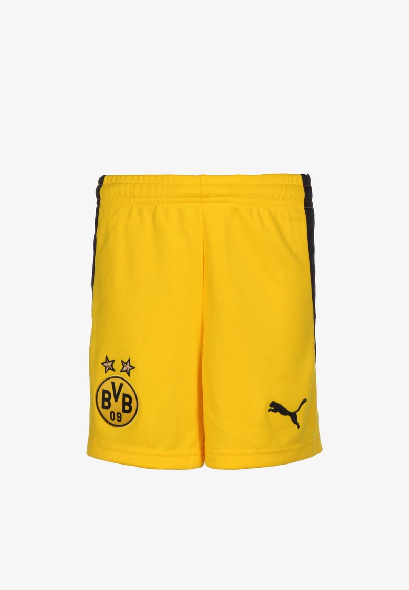 Puma - BORUSSIA - Sports shorts - cyber yellow