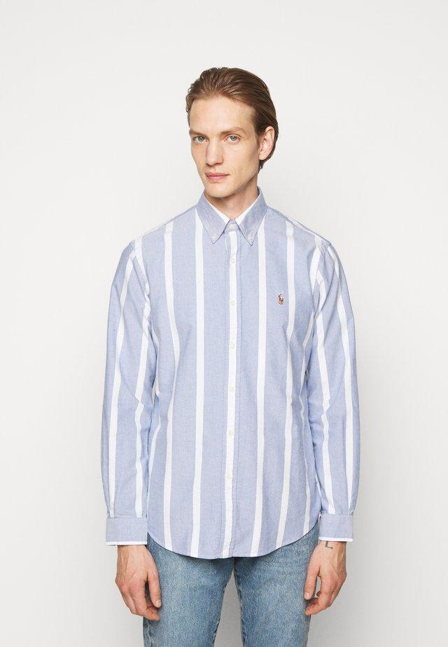Camisa - blue/white