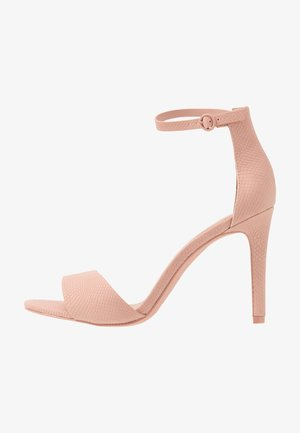 DELLMAR VEGAN - Sandaletter - light pink