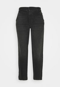 ONLY - ONLTROY LIFE CARROT - Relaxed fit jeans - black denim - 3