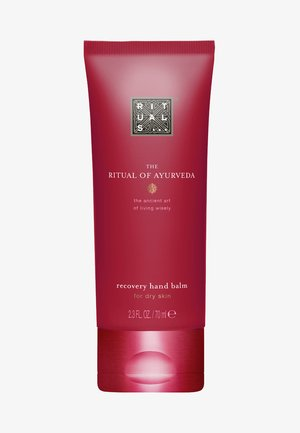 THE RITUAL OF AYURVEDA HAND BALM - Hand cream - -