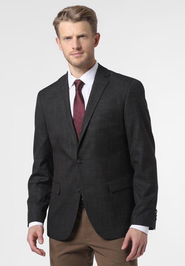 SAKKO ADRIAN - Blazer jacket - anthrazit
