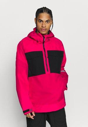 BANSHY CASTLEROCK  - Snowboard jacket - punchy/true black