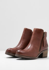Apple of Eden - LOTTE - Ankle boots - brown - 4