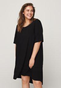 Zizzi - Day dress - black - 0