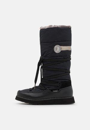 TAHTOVA MS - Snowboots  - black