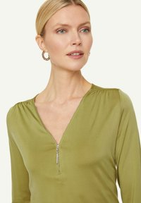 comma - Blouse - spring green - 2