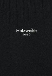 Holzweiler - OSLO HOODIE - Sweatshirt - black - 6