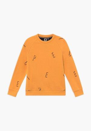 GRANT - Sweatshirt - cadmium yellow