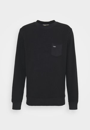 ESSENTIAL UNISEX - Sweater - charcoal