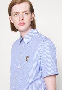 MOSCHINO - BLOUSE - Shirt - light blue - 7