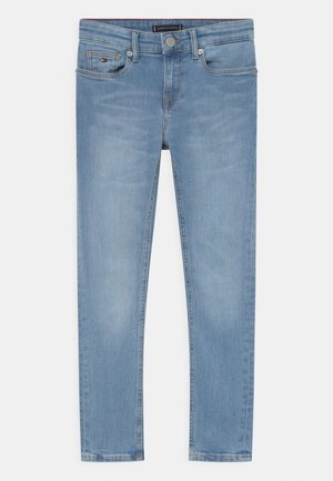 SCANTON SLIM - Slim fit jeans - summer blue