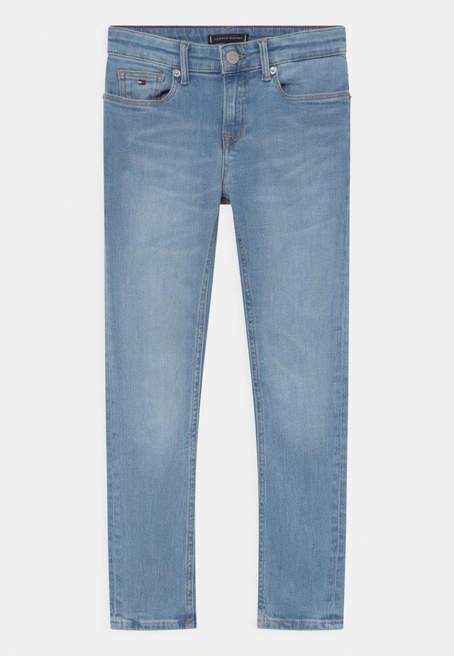 SCANTON SLIM - Slim fit jeans - summer blue