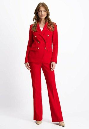 Pantalon classique - rot
