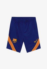 Nike Performance - FC BARCELONA - Sports shorts - deep royal blue/amarillo - 3