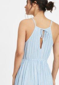 O'Neill - Maxi dress - blue with white - 4