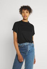 Dedicated - FLOR - T-shirt print - black - 0