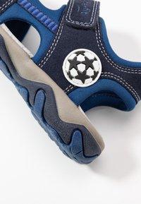 Superfit - MIKE - Walking sandals - blau - 5