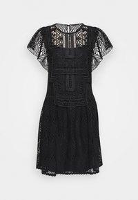 Alberta Ferretti - DRESS - Day dress - black - 5