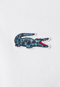 Lacoste - LACOSTE X NATIONAL GEOGRAPHIC - Polo shirt - white/frog - 6