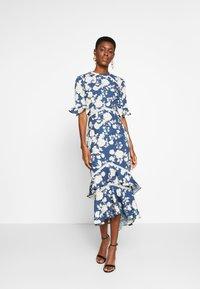 Hope & Ivy Tall - Vestito elegante - dark blue - 0