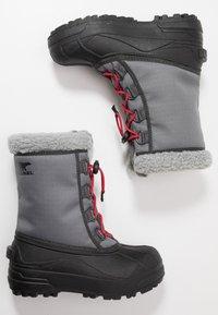 Sorel - CUMBERLAN - Winter boots - city grey/coal - 0