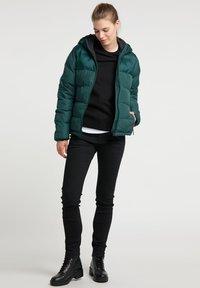 PYUA - Ski jacket - dark moss green - 1