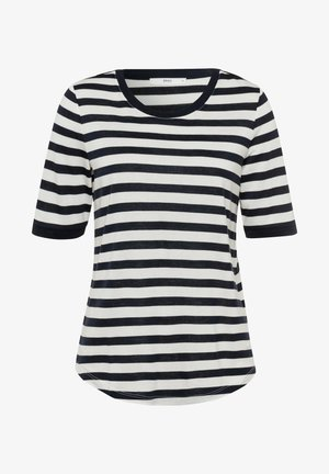 STYLE COLETTE - T-shirt con stampa - navy