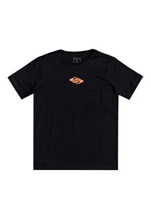 EITHER WAY  - T-shirt print - black