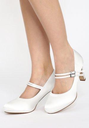 RAINBOW CLUB - Bridal shoes - ivory