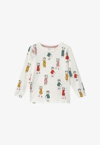 Name it - NMFKAMIC - Long sleeved top - snow white - 2