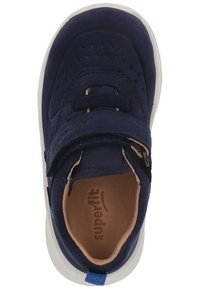 Superfit - Touch-strap shoes - blau/blau - 3