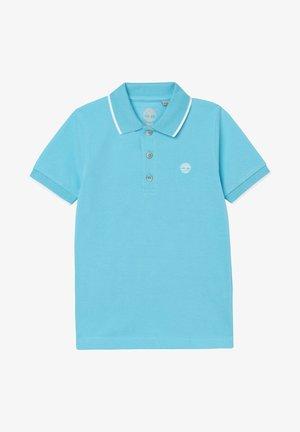 Polo shirt - bleu horizon