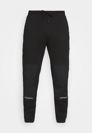 STOWAWAY PANT - Pantaloni sportivi - black