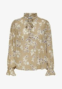 ONLY - Blouse - sand - 4