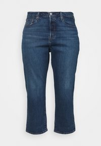 Levi's® Plus - 501 CROP - Slim fit jeans - charleston outlasted - 3