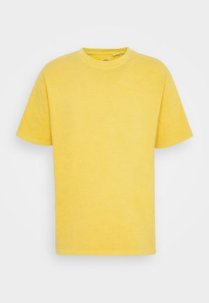 VINTAGE TEE - T-shirt basic - kumquat garment dye