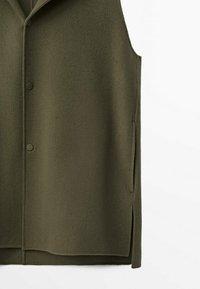 Massimo Dutti - Waistcoat - khaki - 3