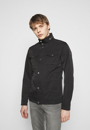 BAILEY STRETCH JACKET - Summer jacket - black