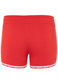 Levi's® - LOUNGE SHORTY - Tracksuit bottoms - tomato red - 1