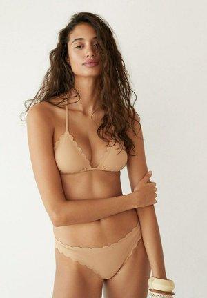 ONDI - Haut de bikini - zand