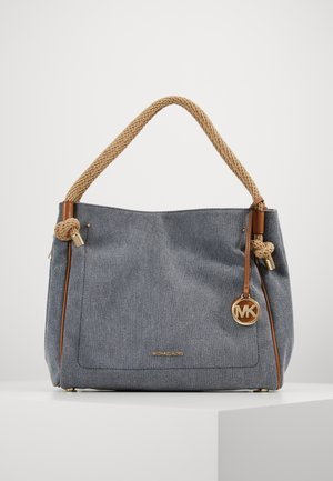 GRAB BAG - Handbag - navy