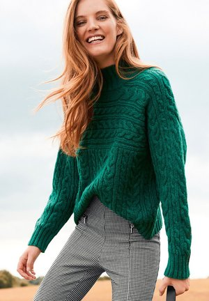 CABLE BLOCKED - Jumper - green