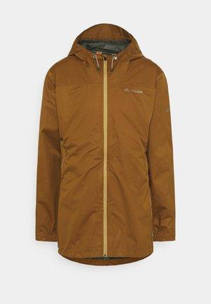 MEN'S MINEO - Hardshell jacket - umbra