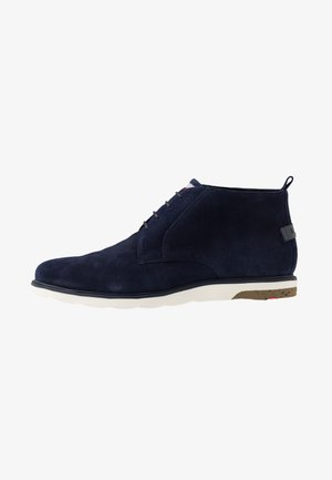 HARTFORD - Casual lace-ups - midnight/pacific