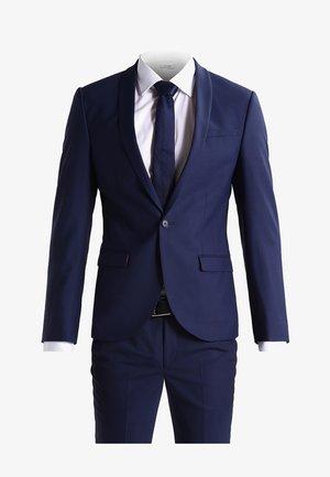 ELLROY SLIM FIT - Suit - navy