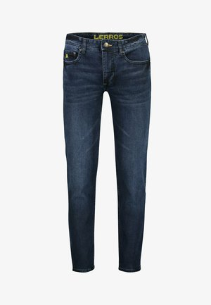 JAN - Relaxed fit jeans - navy