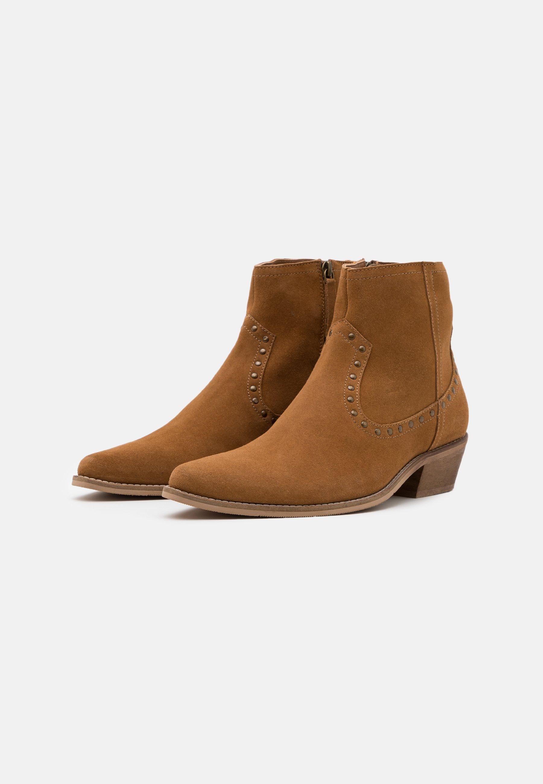Men UNISEX - Cowboy/biker ankle boot