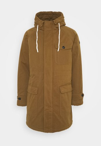 CLASSIC PADDED JACKET - Zimní kabát - fawn
