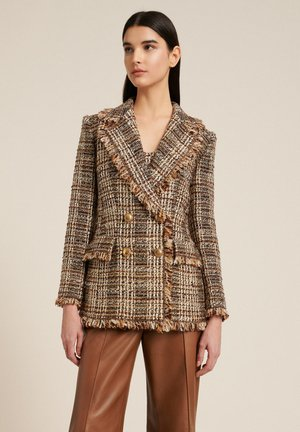 SEMPRE - Light jacket - var cammello
